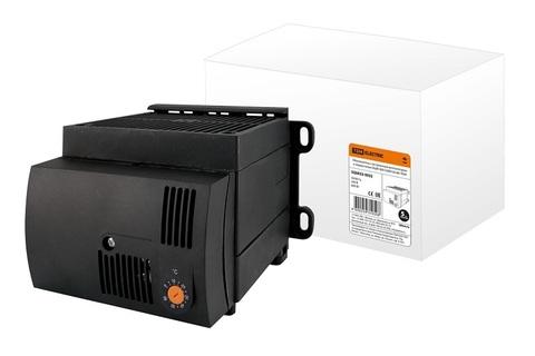 Обогреватель с встроенным вентилятором и термостатом ОШВт-1000 240В 1 кВт TDM