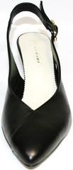 Туфли босоножки женские Kluchini 5190 Black.