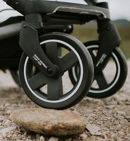 Прогулочная коляска X-Lander X-Cite Dusk Violet