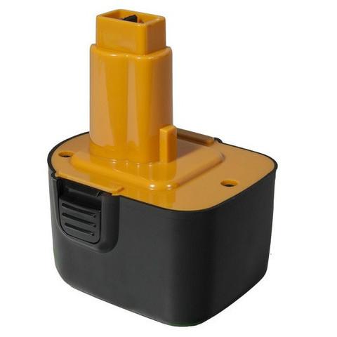 Аккумулятор для DeWALT ПРАКТИКА 12В, 2,0Ач, NiMH, коробка (779-301)