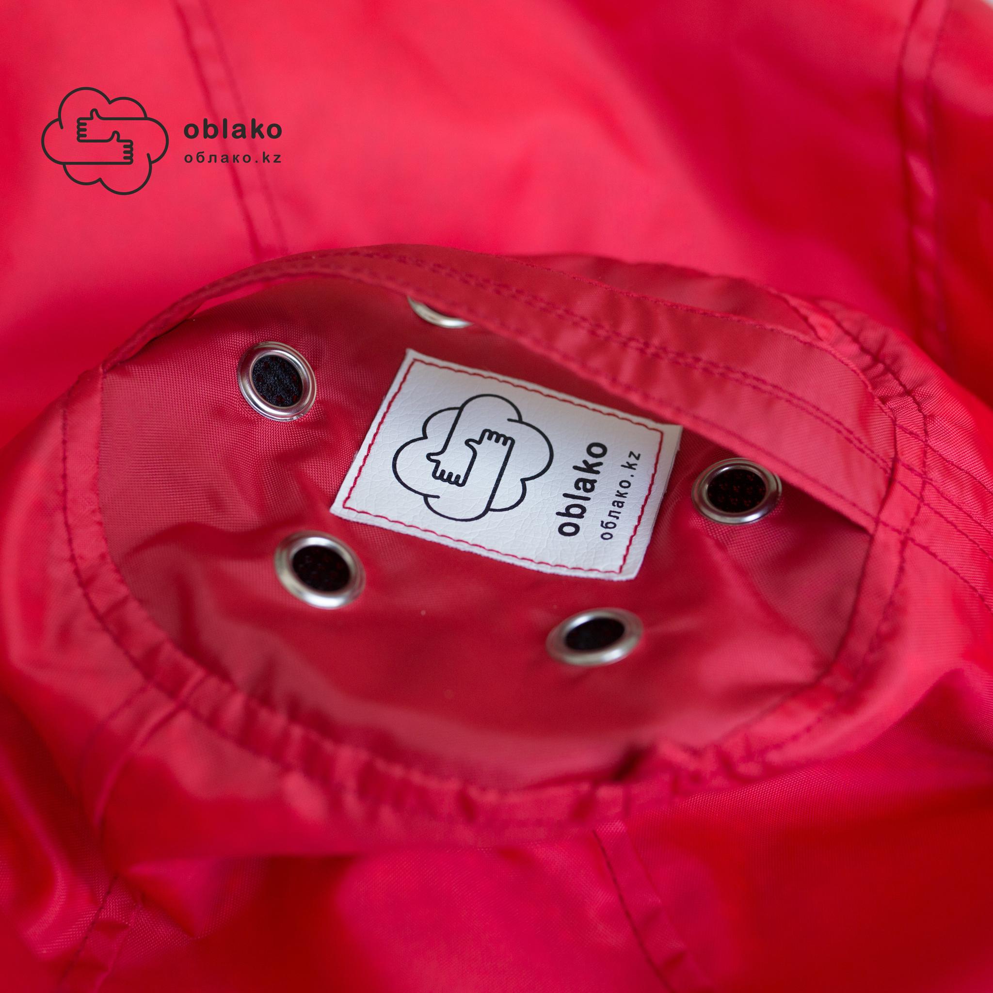 Груша М плащёвка (красная)