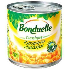 Кукуруза сладкая Bonduelle 340гр