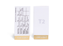 T2(UV)T2 Top Coat Elementary