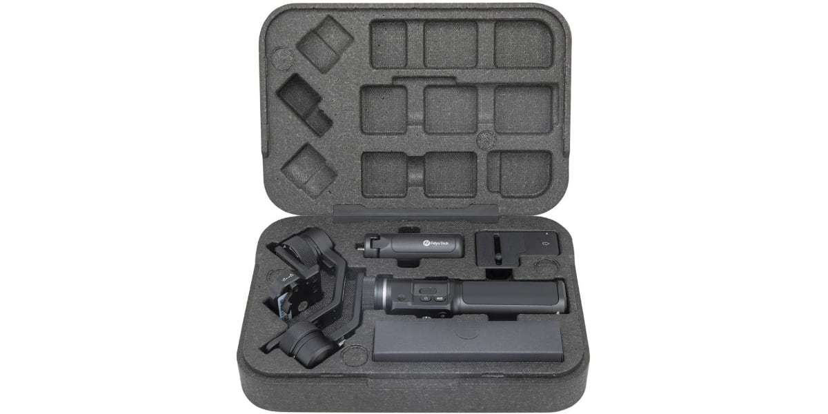 Стабилизатор трехосевой Feiyu FY-G6 Max упаковка