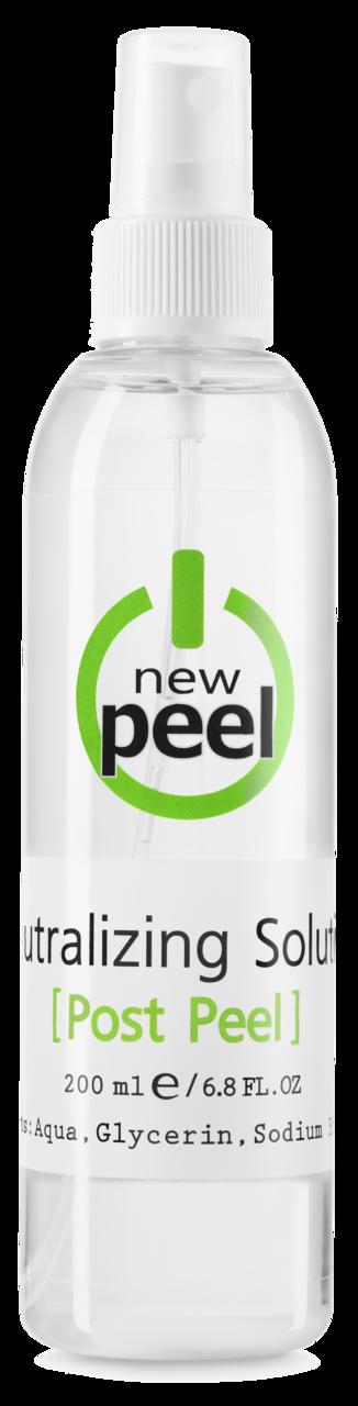 Раствор нейтрализатор / NEW PEEL Neutralizing solution
