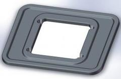 Mounting kit for FRESCO 3000 RT for SCANIA - R, P, G, TOP and HIGH LINE series