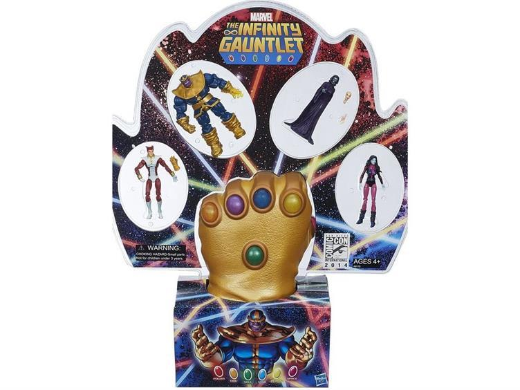 Exclusive Marvel Universe Infinity Gauntlet Set