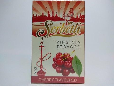 Табак для кальяна SERBETLI Cherry 50gr