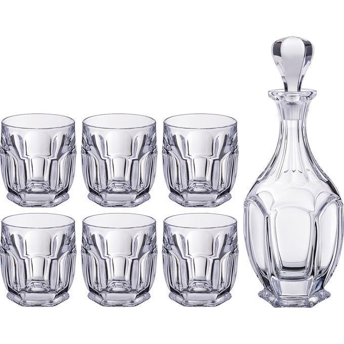 Набор для виски Safari, 7 предметов elff ceramics набор для виски 7 предметов