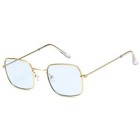 Солнцезащитные очки 3546001s Голубой - фото