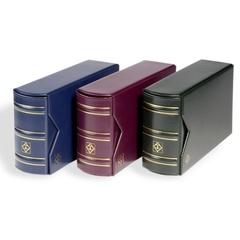 Альбом для 100 FDCs или конвертов размером 243x133 mm, включая шубер, синий