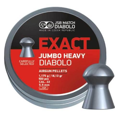 JSB Exact Jumbo Heavy 5,52/1,175