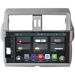 Штатная магнитола для Toyota Prado 150 14-17 Incar AHR-2252