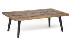 Стол журнальный  Secret De Maison Ларго (LARGO) (mod. LAR L06) — brown recycled