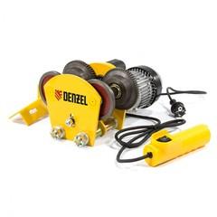 Каретка электрическая для тельфера DENZEL Т-1000
