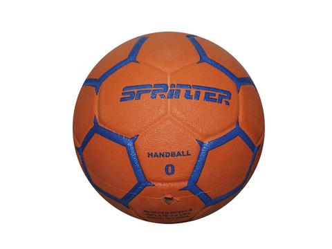 Мяч для пляжного гандбола № 0. Окружность 48 см. Вес 250 гр. Материал: резина. КАН-Р0#