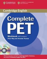 Complete PET  WB +ans +D