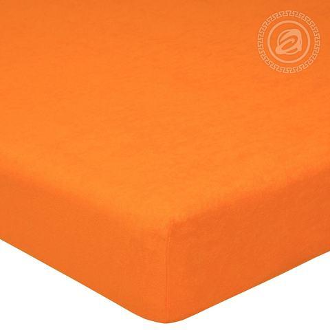 Простыни Махра Апельсин