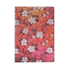 Katagami Florals / Sakura / Midi / Lined