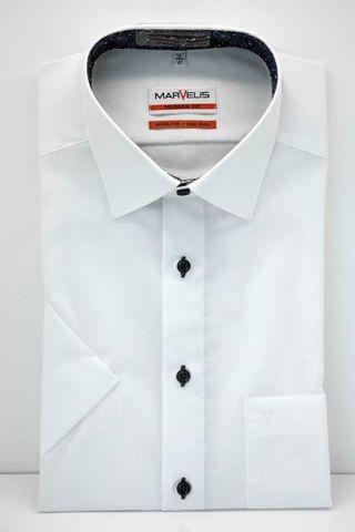 MARVELIS MODERN FIT сорочка с коротким рукавом