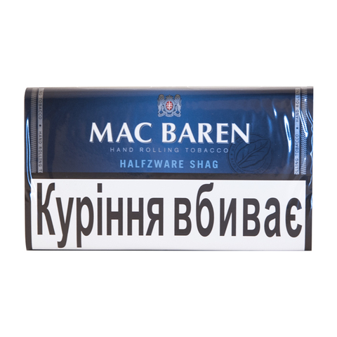 Табак для самокруток Mac Baren Halfzware Shag