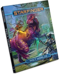 Книга правил Starfinder. Pact Worlds (на русском языке)