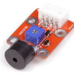 Зуммер активный с регулировкой громкости (Quatro-модуль)