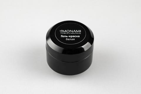 Monami Гель-краска (Белая)