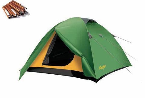 Палатка VISTA 3 AL (цвет green)