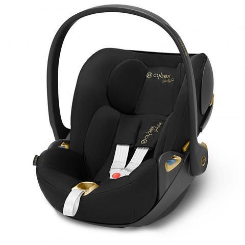 Автокресло Cybex Cloud Z i-Size by JS Wings Black 2019