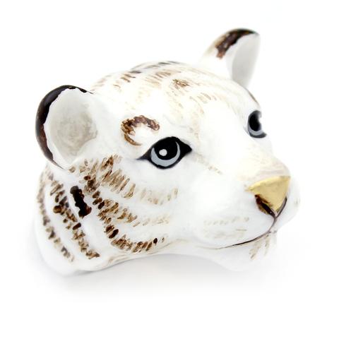Кольцо Бенгальский Тигр Альбинос