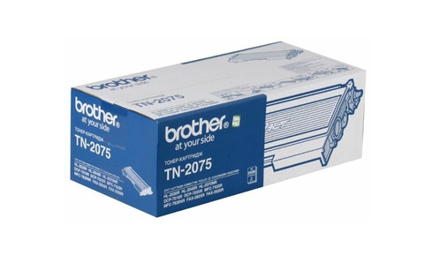 Картридж Brother TN-2075 черный