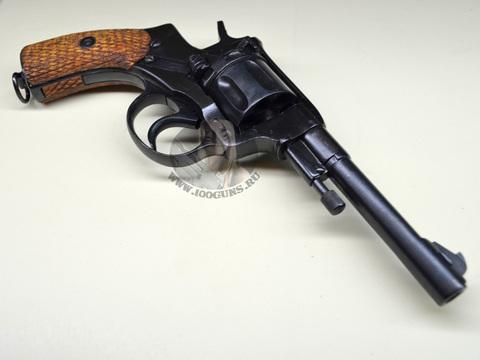 ММГ револьвер системы Наган (обр.1895 г.)