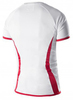 Футболка Noname Vesta 13, white-red,wo's