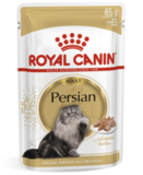 Royal Canin Persian Adult Консервы для кошек персидской породы старше 12 месяцев (паштет) 1x85 г. (Пауч) (538001)
