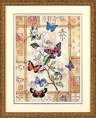 DIMENSIONS Brilliant Butterfly Celebration (Сверкающие бабочки)