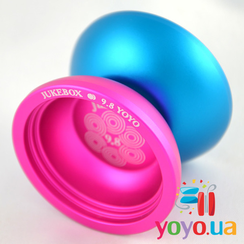 9.8 Yo-Yo Jukebox
