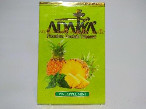 Табак для кальяна ADALYA Pineapple Mint 50 g