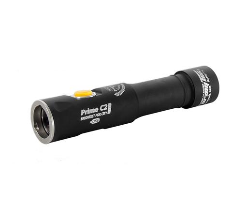 Фонарь светодиодный Armytek Prime C2 Pro Magnet USB+18650 XHP35, 2100 лм, аккумулятор