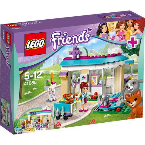 LEGO Friends: Ветеринарная клиника 41085 — Vet Clinic — Лего Френдз Друзья Подружки