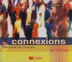 Connexions 3 CD classe