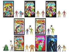 Greatest Battles Comic Two-Packs 2011 Series 03 Revision 02