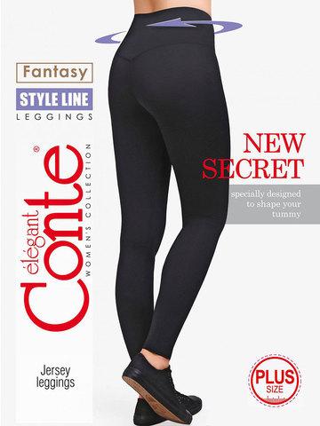 Легинсы Style Line Plus Size Conte