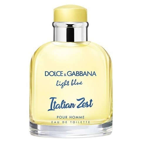 D&G Туалетная вода Light Blue Italian Zest Pour Homme 125 ml (м)