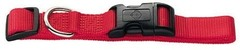 Ошейник для собак, Hunter Smart Ecco, XS (22-34 см) нейлон красный