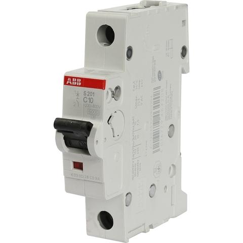 Автомат.выкл-ль 1-полюсной S201 C80