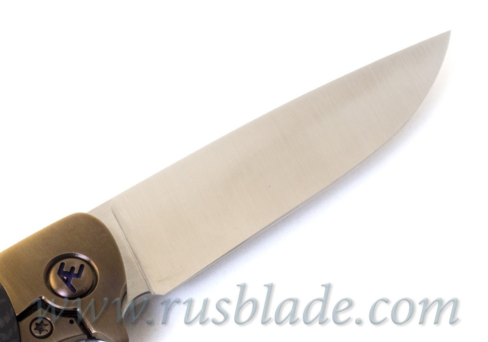 Nistirpel Full Custom knife by Egurnov Andrey