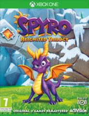 Xbox One Spyro Reignited Trilogy (английская версия)