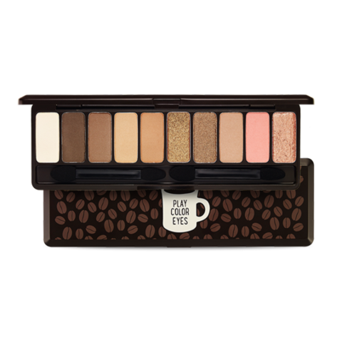 Палетка теней Etude House Play Color Eyes In The Cafe