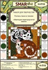 Набор для росписи панно №18
